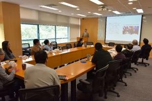 Research Seminar - Dr. Tyler Kustra