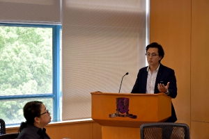 Research Seminar - Prof. Seanon Wong